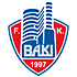 FK Baku badge