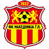 FK Makedonija Gjorce Petrov badge