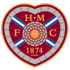 Hearts badge