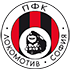 Lokomotiv Sofia badge