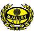 Mjallby Aif badge