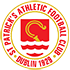 St Patricks Athletic badge