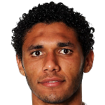 Mohamed Elneny of Arsenal