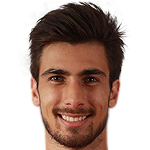 Andre Gomes of Barcelona