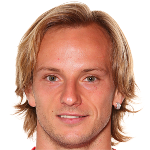 Ivan Rakitic of Barcelona