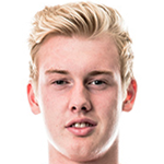 Julian Brandt of Bayer Leverkusen