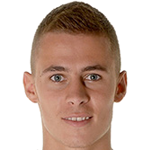 Thorgan Hazard of Borussia Monchengladbach