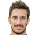 Davide Astori of Fiorentina