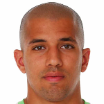 Sofiane Feghouli of Galatasaray