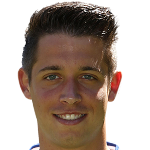 Mark Uth of Hoffenheim