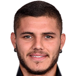 Mauro Icardi of Inter Milan