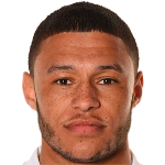 Alex Oxlade-Chamberlain of Liverpool