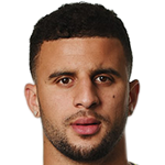 Kyle Walker of Man City