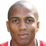 Ashley Young of Man Utd