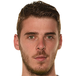David de Gea of Man Utd