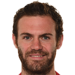 Juan Mata of Man Utd