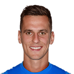 Arkadiusz Milik of Napoli