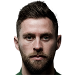 Daryl Murphy of Nottingham Forest