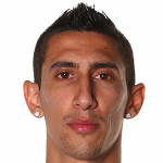Angel Di Maria of PSG