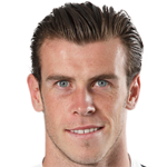 Gareth Bale of Real Madrid