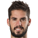 Isco of Real Madrid