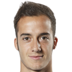 Lucas Vazquez of Real Madrid