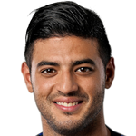 Carlos Vela of Real Sociedad
