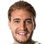Nicklas Bendtner of Rosenborg