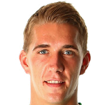 Nils Petersen of SC Freiburg