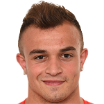 Xherdan Shaqiri of Stoke City