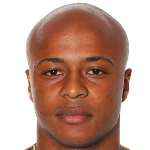 Andre Ayew of West Ham