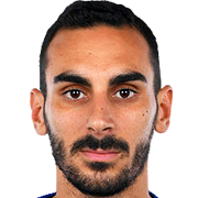 Davide Zappacosta of Chelsea