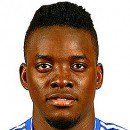 Bertrand Traore of Lyon
