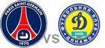Paris St Germain Dinamo Kyiv highlights