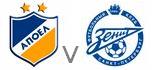 Apoel FC Zenit live