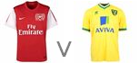 Arsenal Norwich live