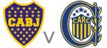 Boca Juniors Rosario Central live
