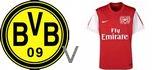 BVB Arsenal live