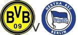 BVB Hertha BSC live