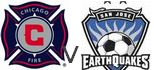 Chicago Fire San Jose Earthquakes live