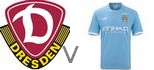 Dynamo Dresden Manchester City live