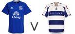 Everton QPR live