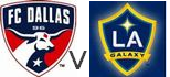 FC Dallas LA Galaxy live