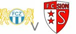 FC Zurich FC Sion live