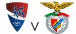 Gil Vicente Benfica live