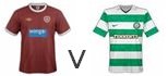 Hearts Celtic FC live