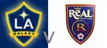 Galaxy Real Salt Lake live