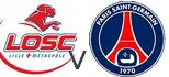 LOSC Paris St Germain live