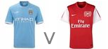 Manchester City Arsenal live
