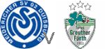 MSV Duisburg SpVgg Greuther Furth live